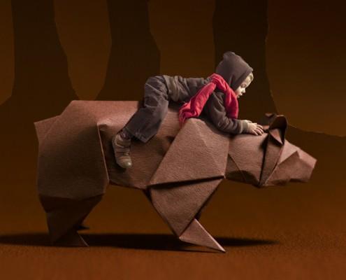Joel Vegt - origami beer