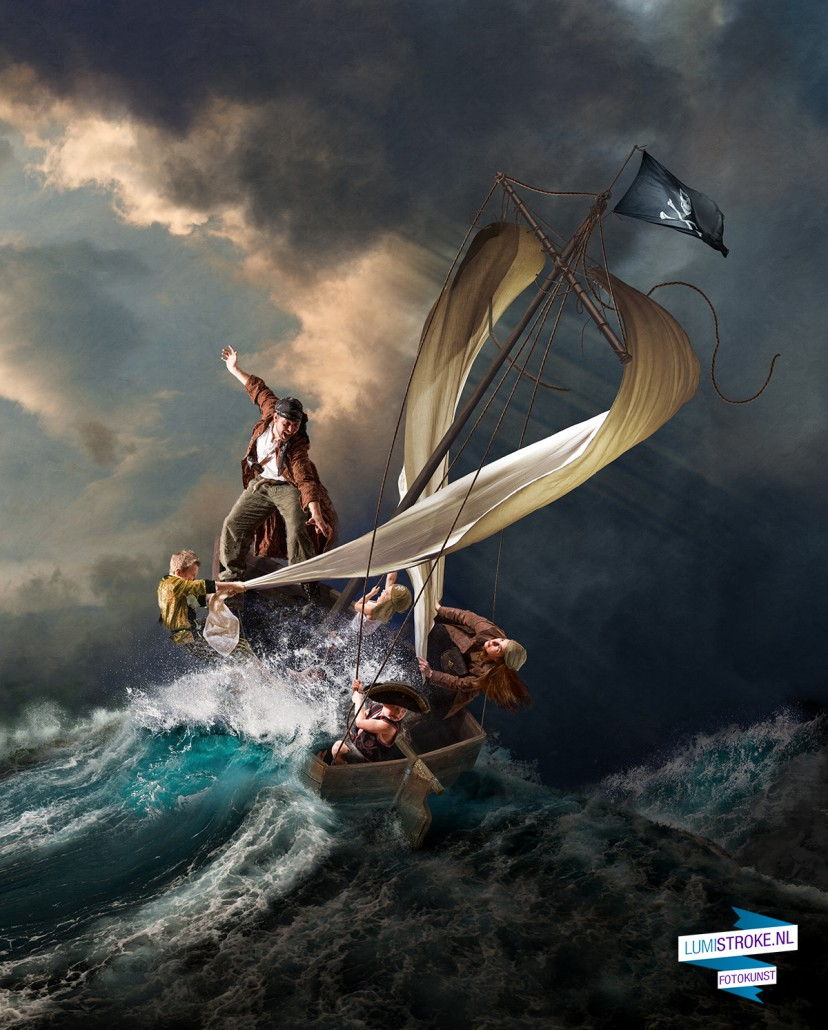 Joel Vegt - piraten